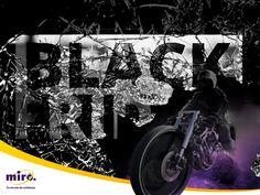 ¡Mañana jueves, adelantamos el Black Friday en mas de 200 productos! Calentando motores… ¡¡¡Esto acaba de empezar!!! En www.miro.es #BlackFriday #miro_tcdc