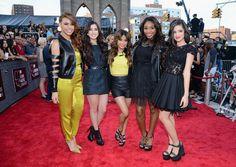 La alfombra roja de los MTV Video Music Awards