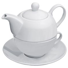 Product size x x Branding size 3 x 5 Description porcelain tea set with tea pot, cup and saucer.