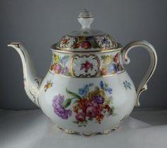 Dresden Teapot