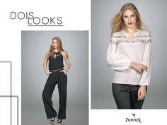Dois looks maravilhosos para você escolher! Qual faz seu estilo?