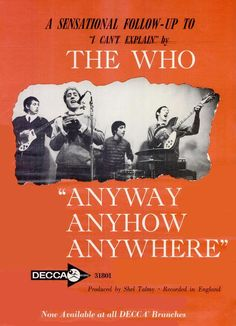 The Who (Anyway Anyhow Anywhere) (1965)