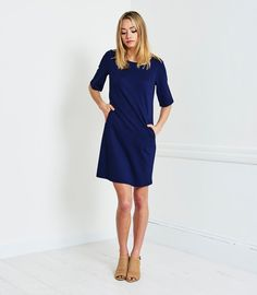 Tell Me More: TheA-Line is the perfect amount of tailored and relaxed. Classic, chic, and practical - it's no surprise...