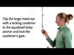 Black Diamond ATC-Guide Belay Rappel Device - YouTube