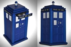 Doctor Who, Official Tardis PC