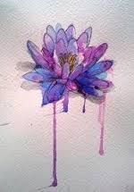 Image result for watercolor tattoo lotus flower