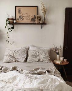 15 Minimally Designed Bedrooms To Encourage Better Sleep