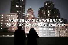 love on the brain x rihanna