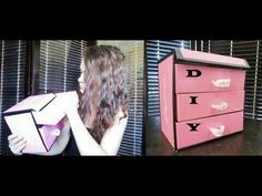 Diy inspiration ..out of shoe boxes