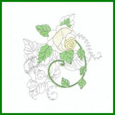 A Touch of Color - Free Instant Machine Embroidery Designs