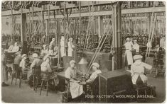 File:Workers in the fuse factory Woolwich Arsenal Flickr 4615367952 ...