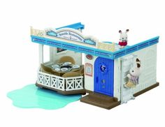 Sylvanian Families Seaside Restaurant >>> To view further for this item, visit the image link.