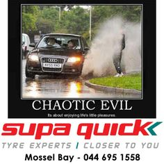 Chaotic Evil: Its about enjoying life's little pleasures. Some Humour with Supa Quick Mosselbaai. #funny #supaquick