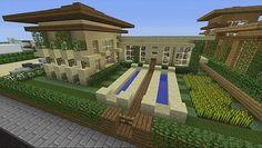 Minecraft House Designs Tutorials - http://acctchem.com/minecraft-house-designs-tutorials/
