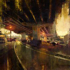 After the Storm by Jeremy Mann.