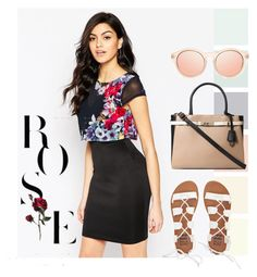 """""""rose"""" by masayuki4499 on Polyvore featuring Jessica Wright, Billabong and Dorothy Perkins"""