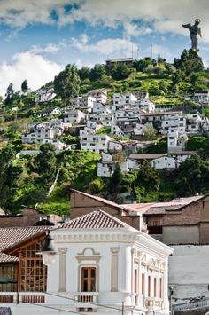 Quito - Ecuador http://www.projects-abroad.co.uk/volunteer-destinations/ecuador/