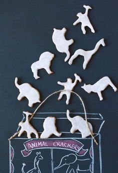 Homemade Animal Crackers Recipe (These simple homemade animal crackers are gonna make you forget all about those stale, bland, store-bought specimens in the cardboard circus box.)