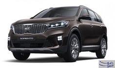 كيا تطلق تحديثات سورينتو 2018 فى كوريا الجنوبية: كشفت كيا عن تحديثات سيارتها سورينتو الرياضية SUV كموديل 2018 في كوريا الجنوبية، وفي حين…