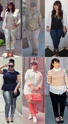 ced7d67ea1 De 5 fashion hotspots van plus size model Mireille Bruin