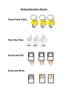Kindergarten Ready Gen Unit 2A Writing Tools