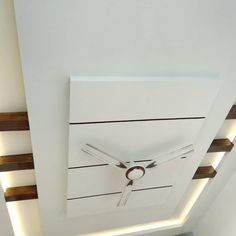 Gypsum false ceiling work done! For service contact 9923372153 Down Ceiling Design, Drawing Room Ceiling Design, Kitchen Ceiling Design, Simple False Ceiling Design, Plaster Ceiling Design, Gypsum Ceiling Design, House Ceiling Design, Ceiling Design Living Room, Bedroom False Ceiling Design