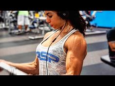 Shoulder training workout with Lucy Dornellas. SUBSCRIBE FOR MORE FITNESS GIRLS! ▻http://bit.ly/Sub2LadyFitness LET'S CONNECT!