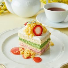 Afternoon TeaはInstagramを利用しています:「. \3/8は「#ミモザの日…」 Cheesecake, Desserts, Instagram, Food, Tailgate Desserts, Deserts, Cheesecakes, Essen, Postres