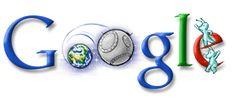 Apr 11, 2007 Yuri Gagarin's Birthday Google Doodle