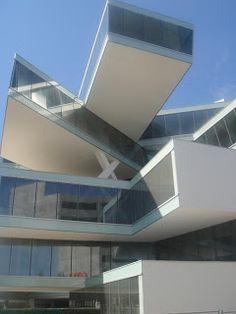 Actelion Business Center, Allschwil, Switzerland by Herzog & de Meuron Architects