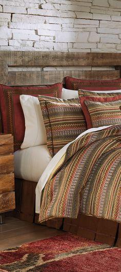 Croscill Horizons Rusting Bedding