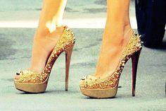 Golden Heels  <3<3