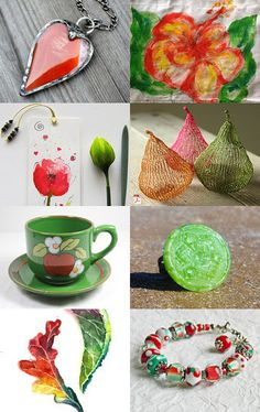 ~ YOU CAN NOT EAT THOSE BELL PEPPERS ~ by Cappriell McQuiston on Etsy--Pinned with TreasuryPin.com