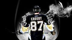 Sidney Crosby je můj hokejový vzor.Je jeden z nejlepších hráčů.Dokonce jsem byl na něho v Praze