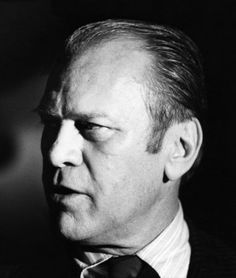 President Gerald Ford, 1973