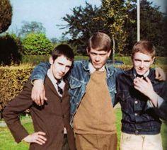 Hard Mods, Cambridge, 1967 Skinhead Fashion, Beatnik, Sharp Dressed Man, Fred Perry, London Fashion, Cool Kids, Men Dress, Cool Photos, Street Style