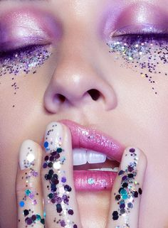 All That Glitters on Behance