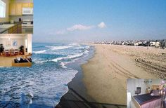fight LA smog live in Hermosa beach breathe marine layer air improve your quality and longevity of life