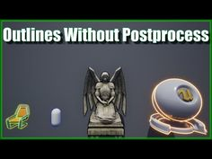 Selection Outlines Without Post-Process Material - Tutorial] 3d Design, Game Design, Character Design Tutorial, Blender Tutorial, Tech Art, Video Game Development, Unity 3d, 3d Tutorial, Game Engine