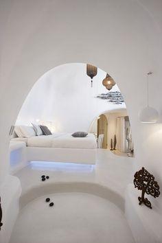 Dana Villas - Santorini, Greece Nestled on the... | Luxury Accommodations
