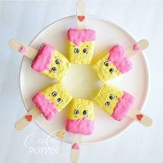 Shopkins Pull-Apart Cupcake Cake   Cakes   Pinterest ...