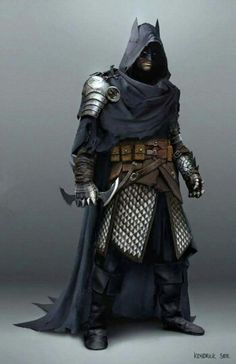 Assasin Creed style Batman... I would give an ything to see this happen!