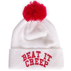Beat It Creep Beanie by Valfre | Valfré