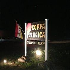 Closest Gelato Place to Lake Winnipesaukee Coppa Magica Gelato Cafe - York, ME, United States 852 US Rt 1 York, ME Phone number (207) 703-8227 Business website coppamagica.com