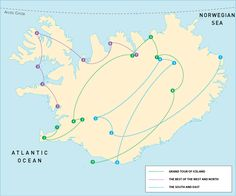 Iceland Itineraries | Rough Guides
