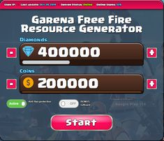 Garena Free Fire Hack 2020 Updated Generator for Android and iOS Add Free Diamonds and Coins Garena Free Fire Hack Tool for Android & iOS You Can Generate Unlimited Free Diamonds and Coins Garena. Cheat Online, Hack Online, Free Android Games, Free Games, Game Hacker, Free Gift Card Generator, Play Hacks, App Hack, Gaming Tips