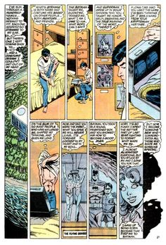 Top 75 Most Memorable Moments in DC Comics History — #39 Dick Grayson becomes Nightwing (a page from Tales of the Teen Titans #44)