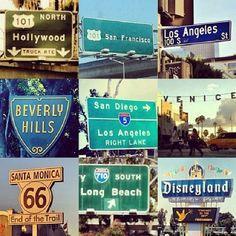 Saudades da Califórnia… #california #trip