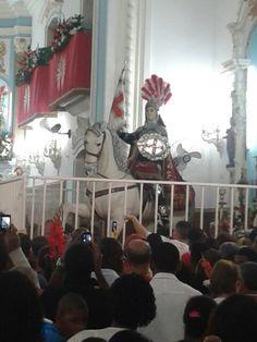 Devoção -Igreja de São Jorge
