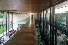 Fragments of architecture — MLA House / Bernardes + Jacobsen Arquitetura